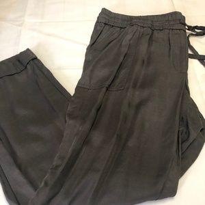 Ann Taylor Loft Women's Pants Brown Size X-Large